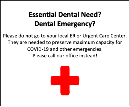 Dental Emergencies Available