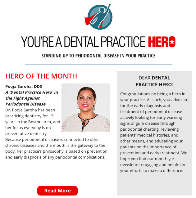 Dr Saroha Dental Hero