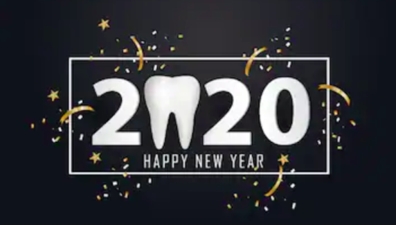 Happy New Year from Woburn Family Dental